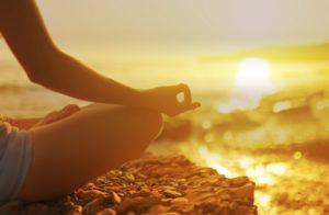 Lovte yoga meditatie
